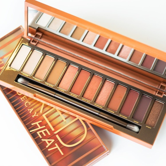 Urban Decay Other - URBAN DECAY NAKED HEAT PALETTE